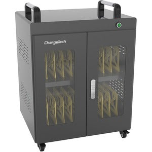 ChargeTech AC Powered UV Charging Cabinet