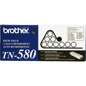 Brother TN580 Original Toner Cartridge