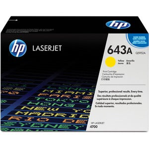 HP 643A Original Toner Cartridge - Single Pack