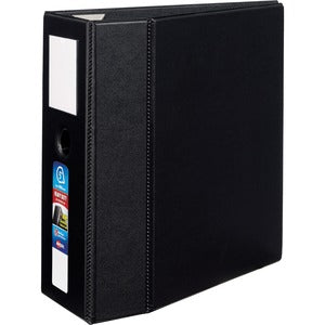 "Avery One-Touch EZD Ring Heavy-duty Binders - 5"" Ring - 1050 Sheet Capacity"