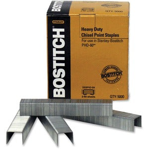 Bostitch PHD-60 Stapler Heavy Duty Premium Staples (Box of 5000)