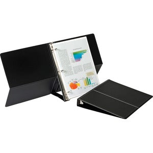 Cardinal Presentation Easel Round Ring Binders
