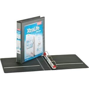 Cardinal Xtralife ClearVue Locking Slant-D Binders