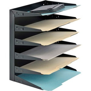 MMF Industries Horizontal Desk File Trays