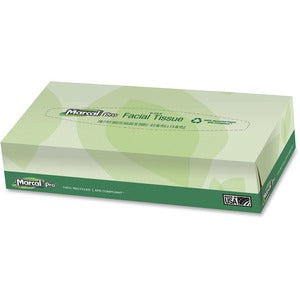 Marcal Pro 2 Ply Facial Tissue (30 Boxes of 100 Sheets)