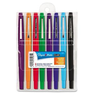 Paper Mate Porous Point Flair Pen (Set of 8)