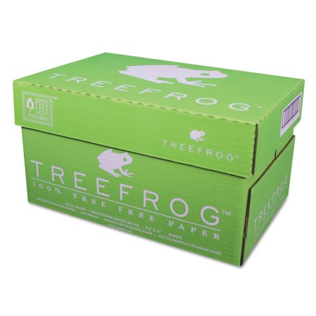 100% Tree Frog Multipurpose Sugarcane Paper - PALLET (75 Cartons of 2500 sheets)