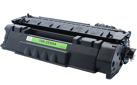 Compatible Toner Cartridge - Alternative for HP 05A (CE505A)