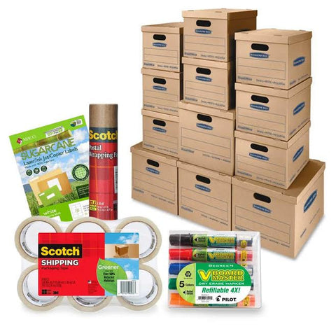 Packing Supplies Bundle - The Deluxe