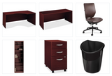 Furniture Bundle - Executive L Shaped
