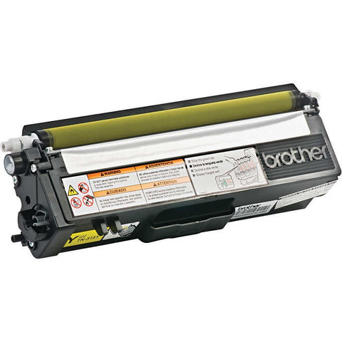 Compatible Brother TN315Y High Yield Yellow Toner Cartridge. (Single cartridge)