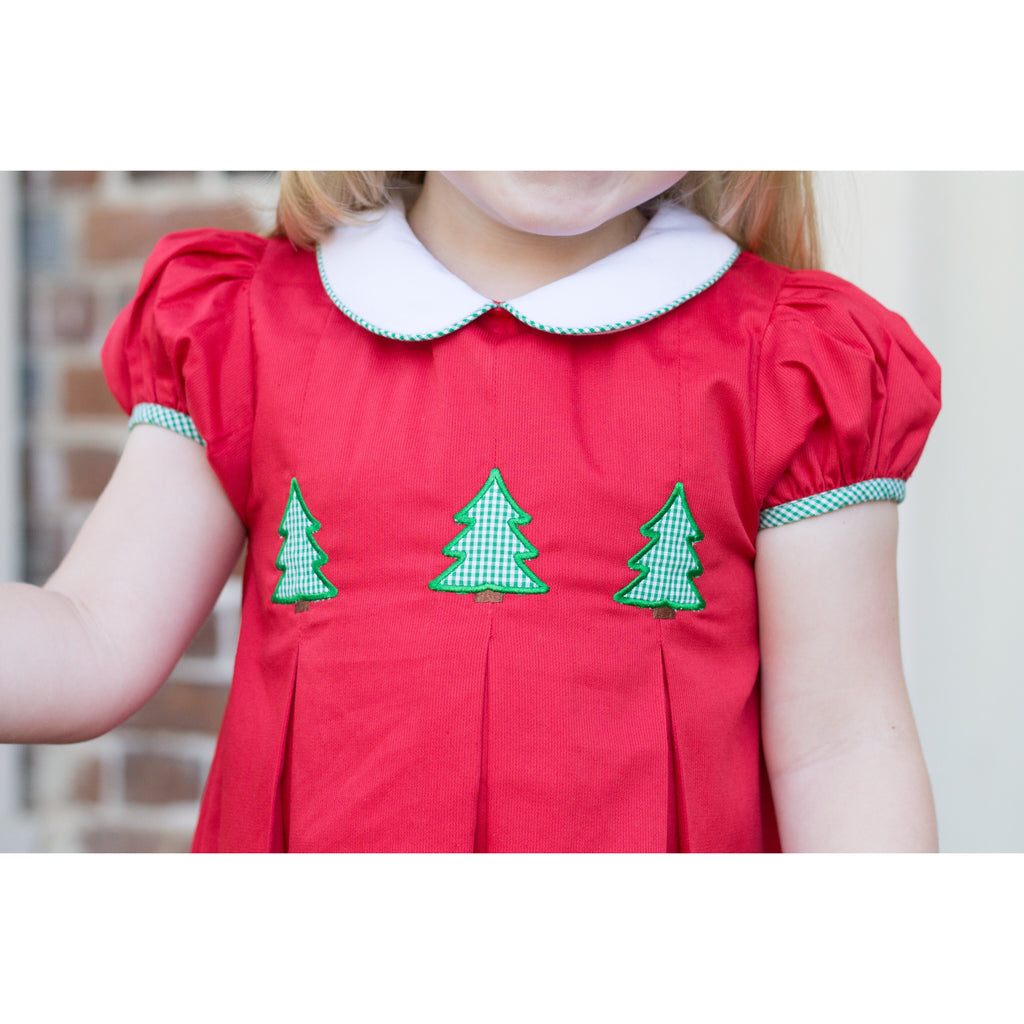 Merry Christmas Tree Dress