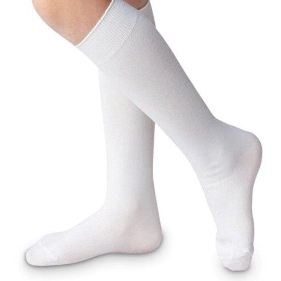 White Knee Socks for boys and girls