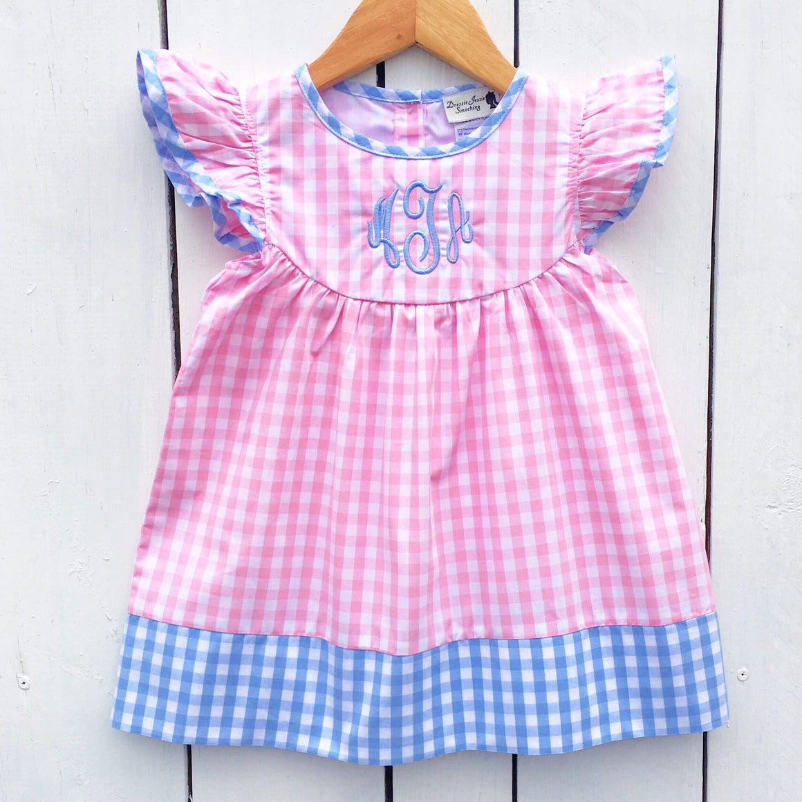 1aa2a797528 Smocked Bishops and Dresses for Infants
