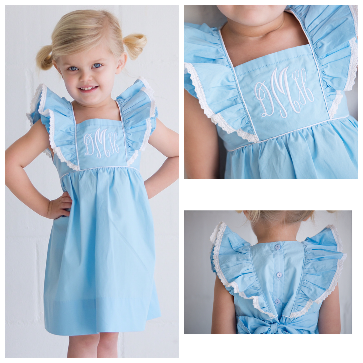 Classic Southern Pinafore