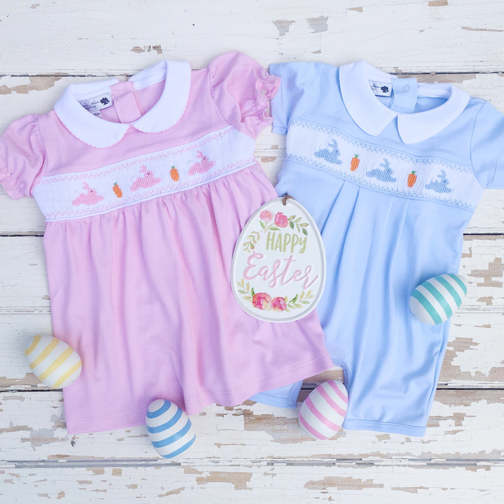 Infant Newborn Baby Pima Cotton Clothes Boy Girl Sibling Matching