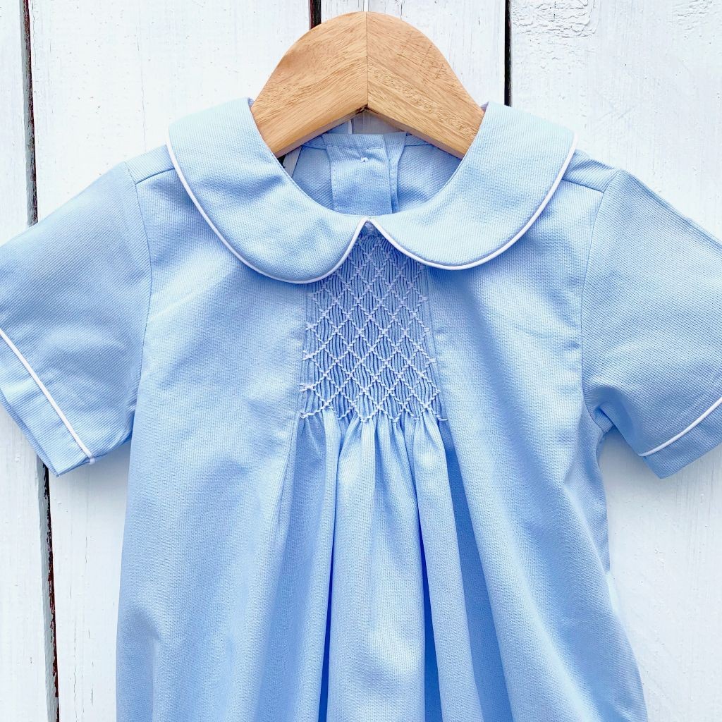 Boys Smocked Clothing