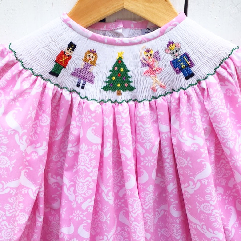 Smocked Nutcracker Bishop