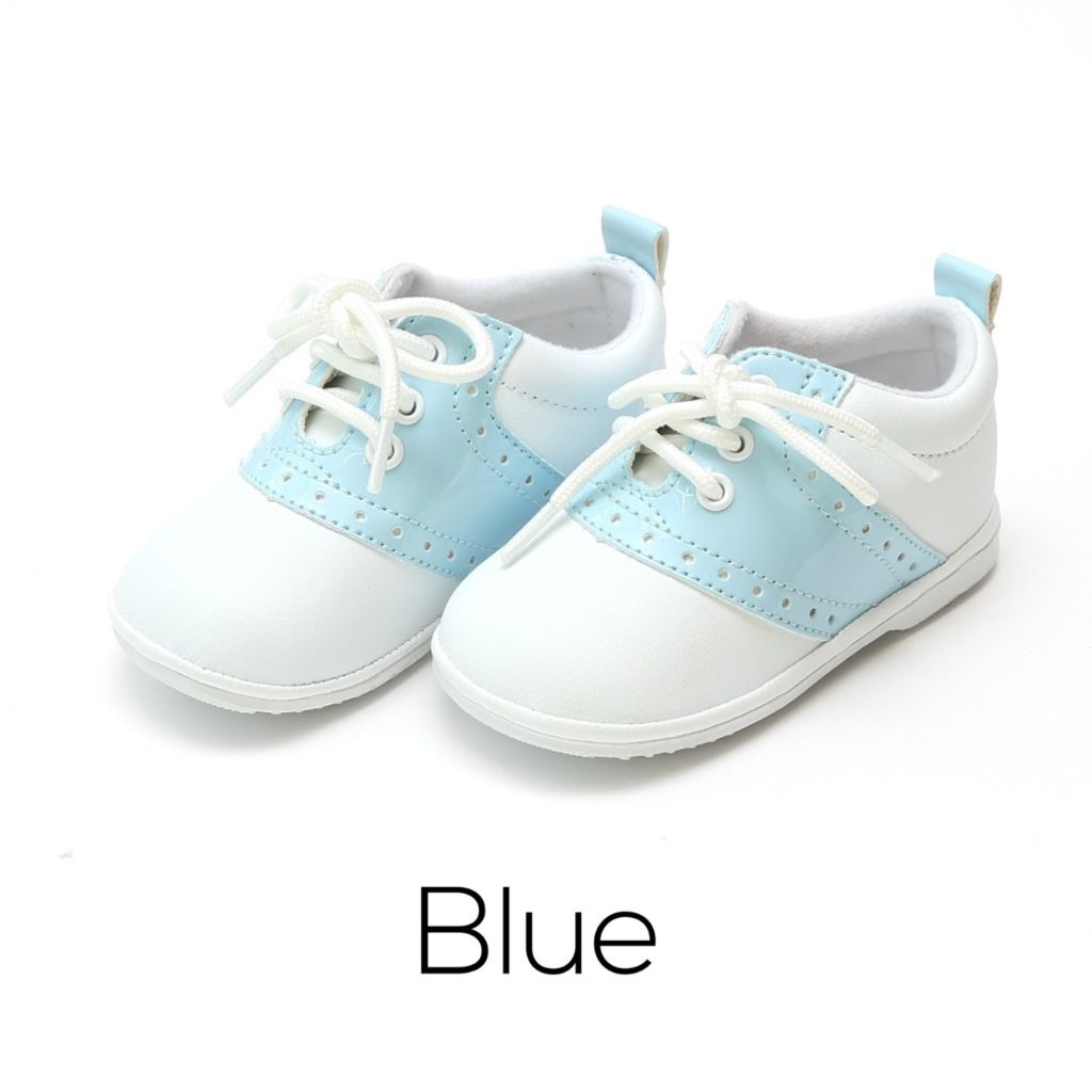 Boys Angel Baby Austin Leather Oxford Shoe