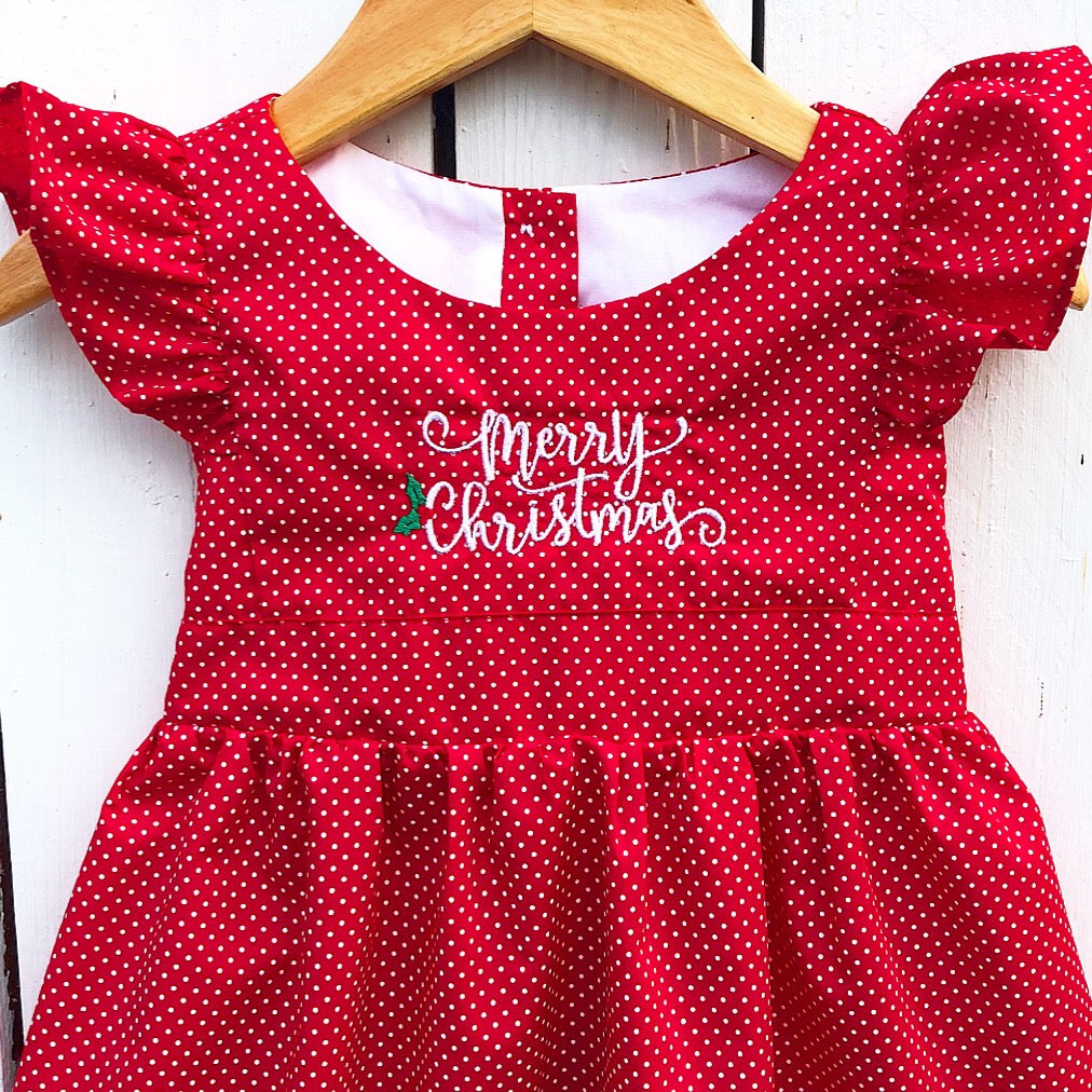 Merry Christmas Dress
