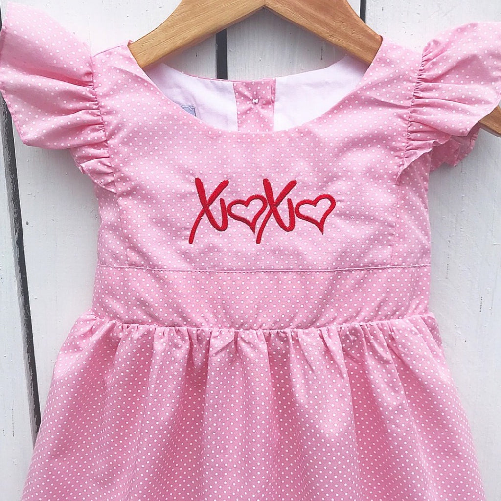 Hugs and Kisses Dress