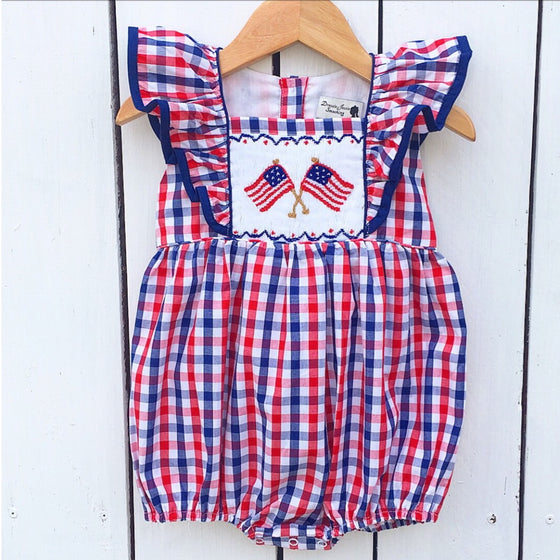 All American Smocked Bubble Pre-Order
