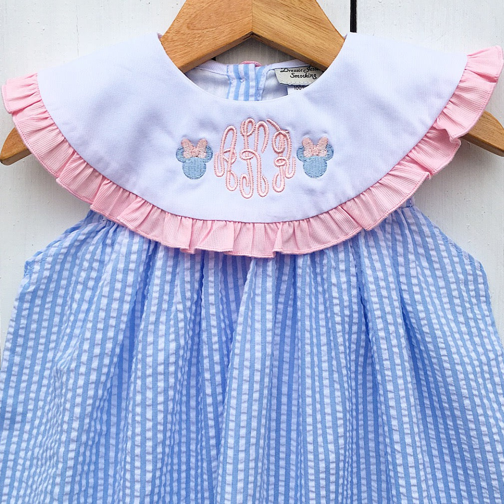 Pastel Mouse Ears Bloomer Set