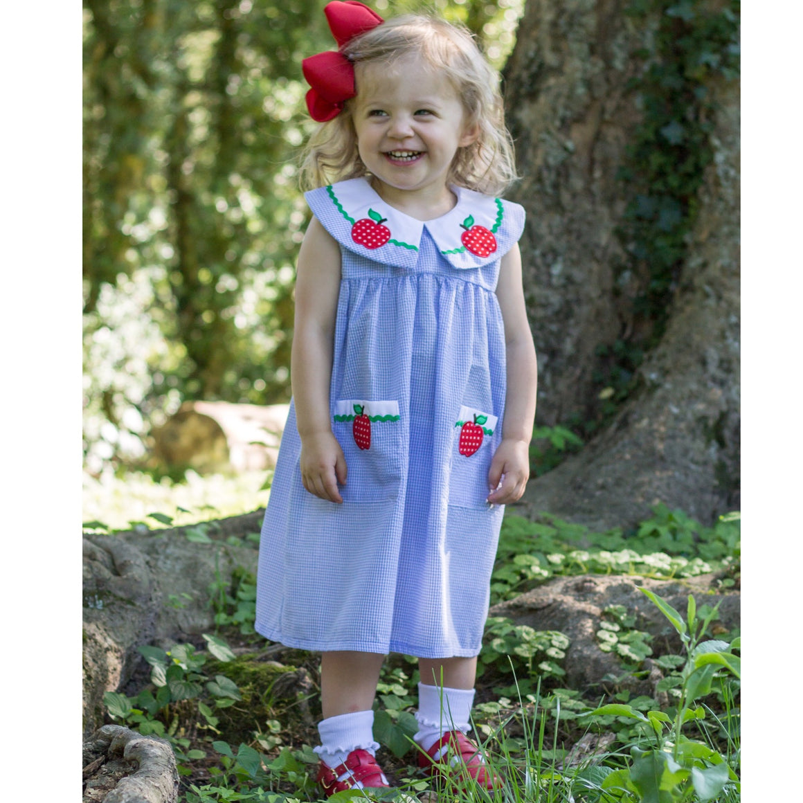 Apple Float Dress Pre-Order