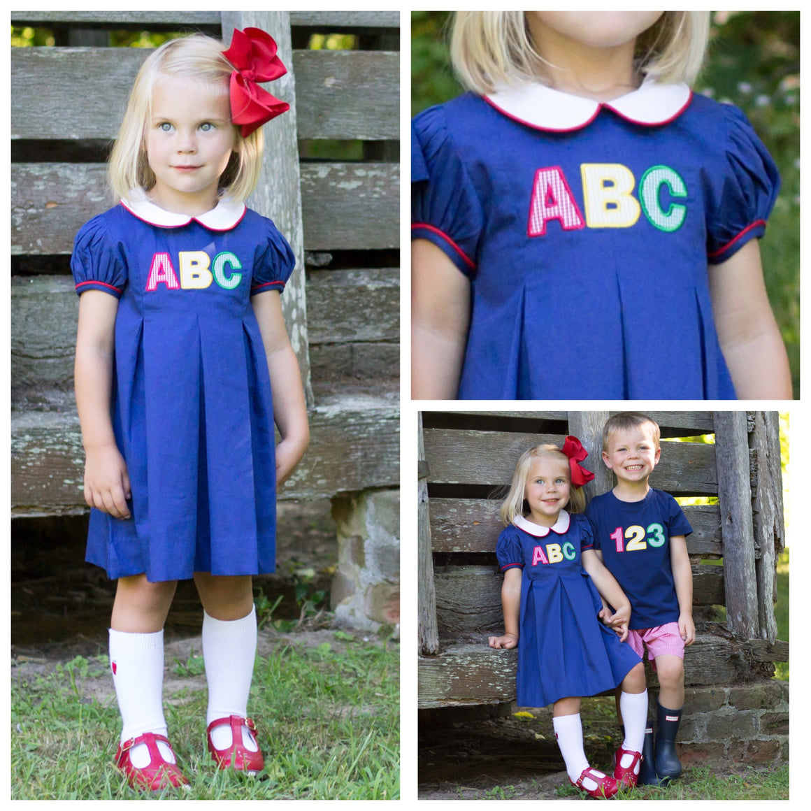 ABC Dress Pre-Order