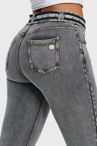 Freddy N.O.W Grey Denim