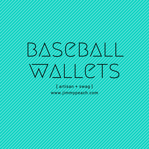 Baseball Wallets