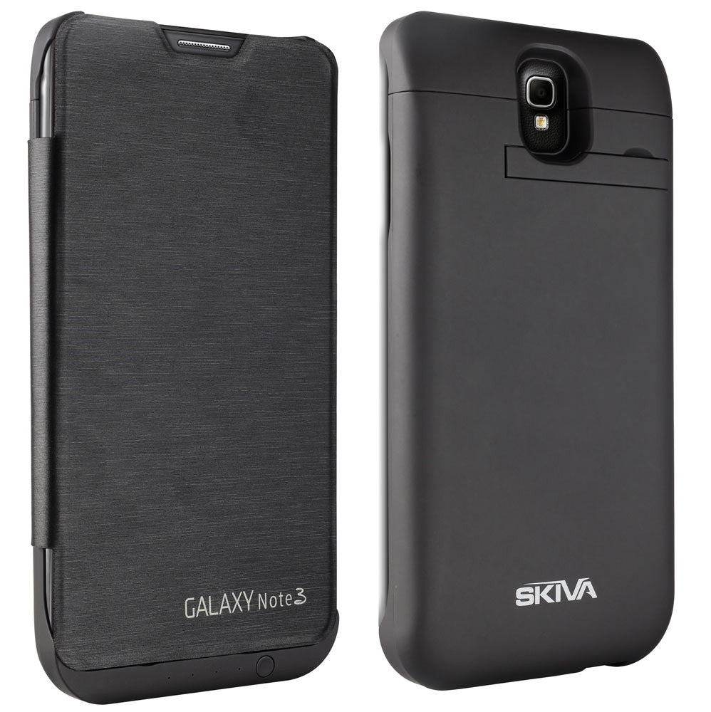 the latest 9682a 66b5d EnergySkin Samsung Galaxy Note 3 Battery Case with Flap Cover (AP112)