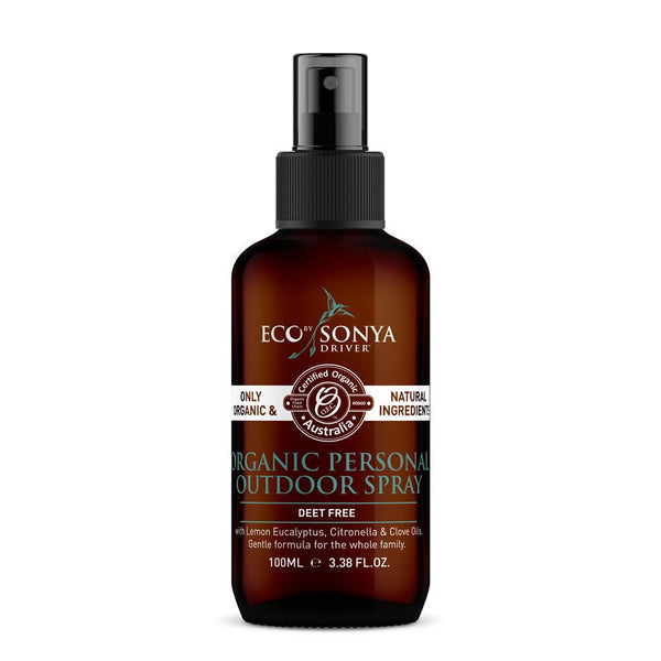 Eco by Sonya Organic Personal Outdoor Spray