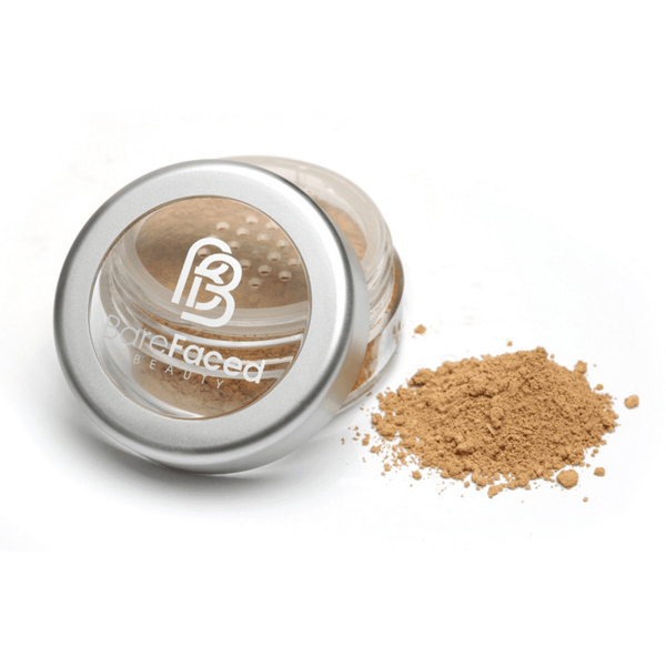 Mineral Finishing Powder: Full Size