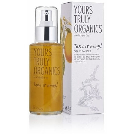 Yours Truly Organics Take It Away! Gel Cleanser