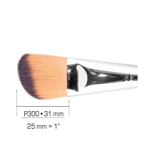 Cozzette Angled Foundation Brush P300