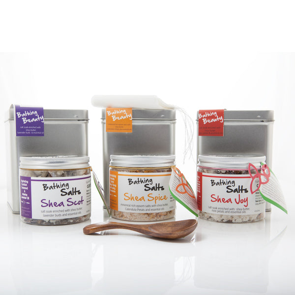 Carishea Shea Spice Bathing Beauty Set