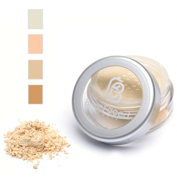 Mineral Finishing Powder: Full Size - Vanity Bites