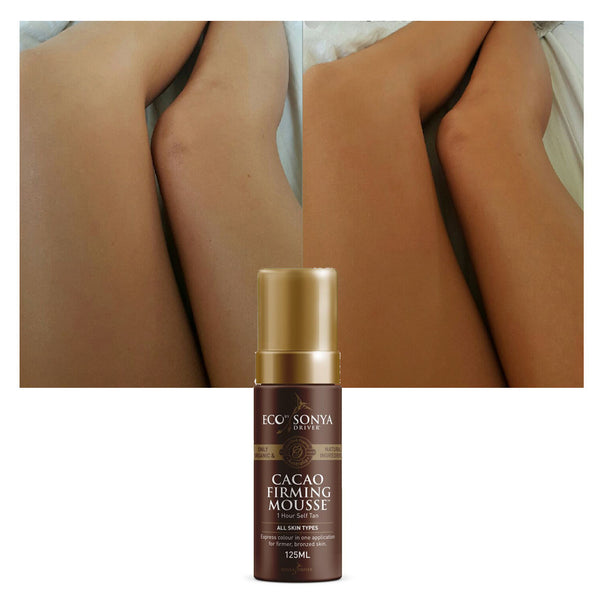 Eco by Sonya Cacao Firming Mousse Self Tan