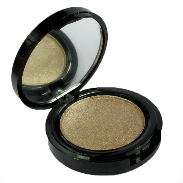gold vegan eyeshadow perfect for christmas