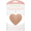 Konjac Sponge Company - Heart Sponge with Pink French Clay