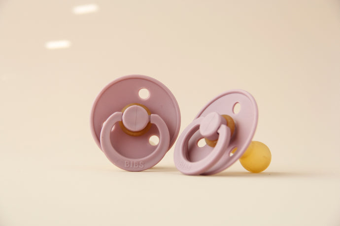 BIBS Pacifier - Heather