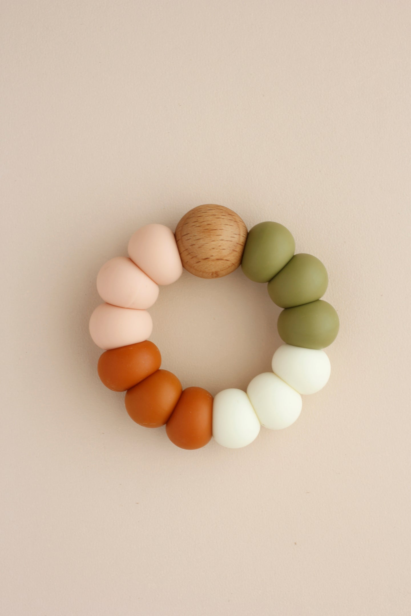 Silicone Ring Teether - Sollo