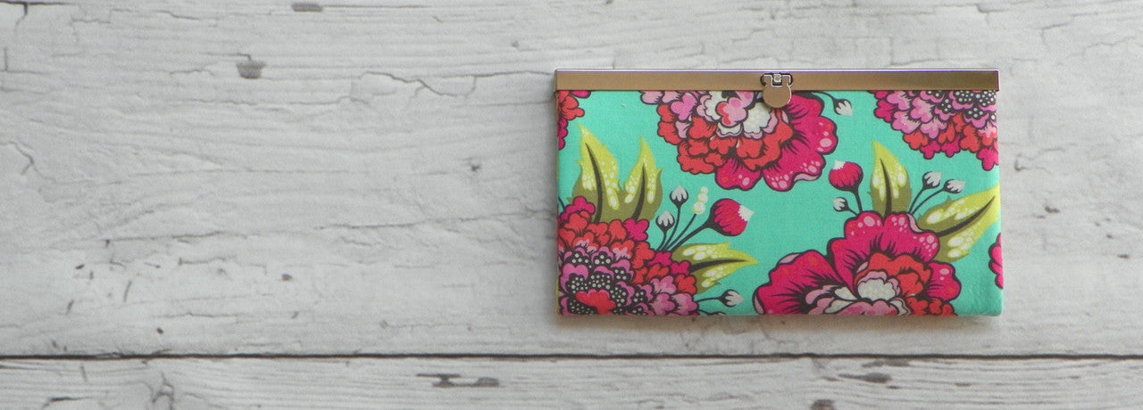 Floral Frame Wallet from The Joy Collection