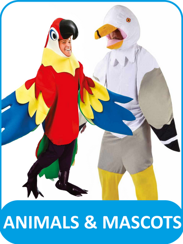 Animals & Mascots Fancy Dress Costumes
