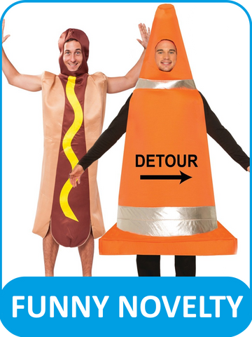 Funny Novelty Fancy Dress Costumes
