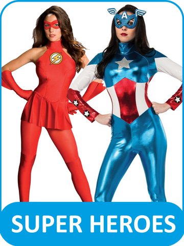 Women's Fancy Dress Costumes