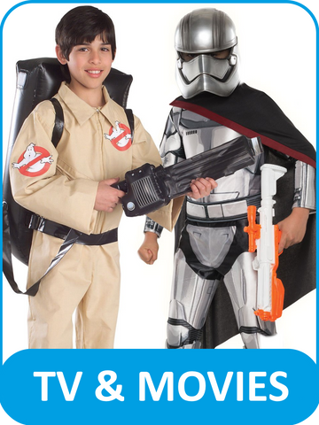 Children's TV & Movies Fancy Dress Costumes