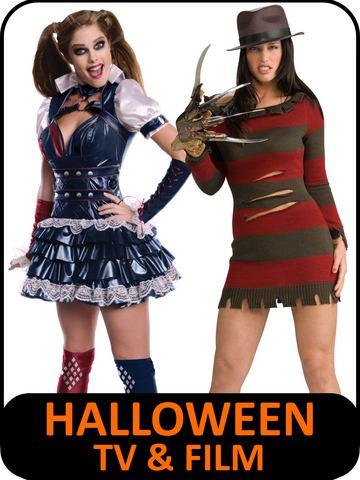 Halloween TV & Film Fancy Dress Costume