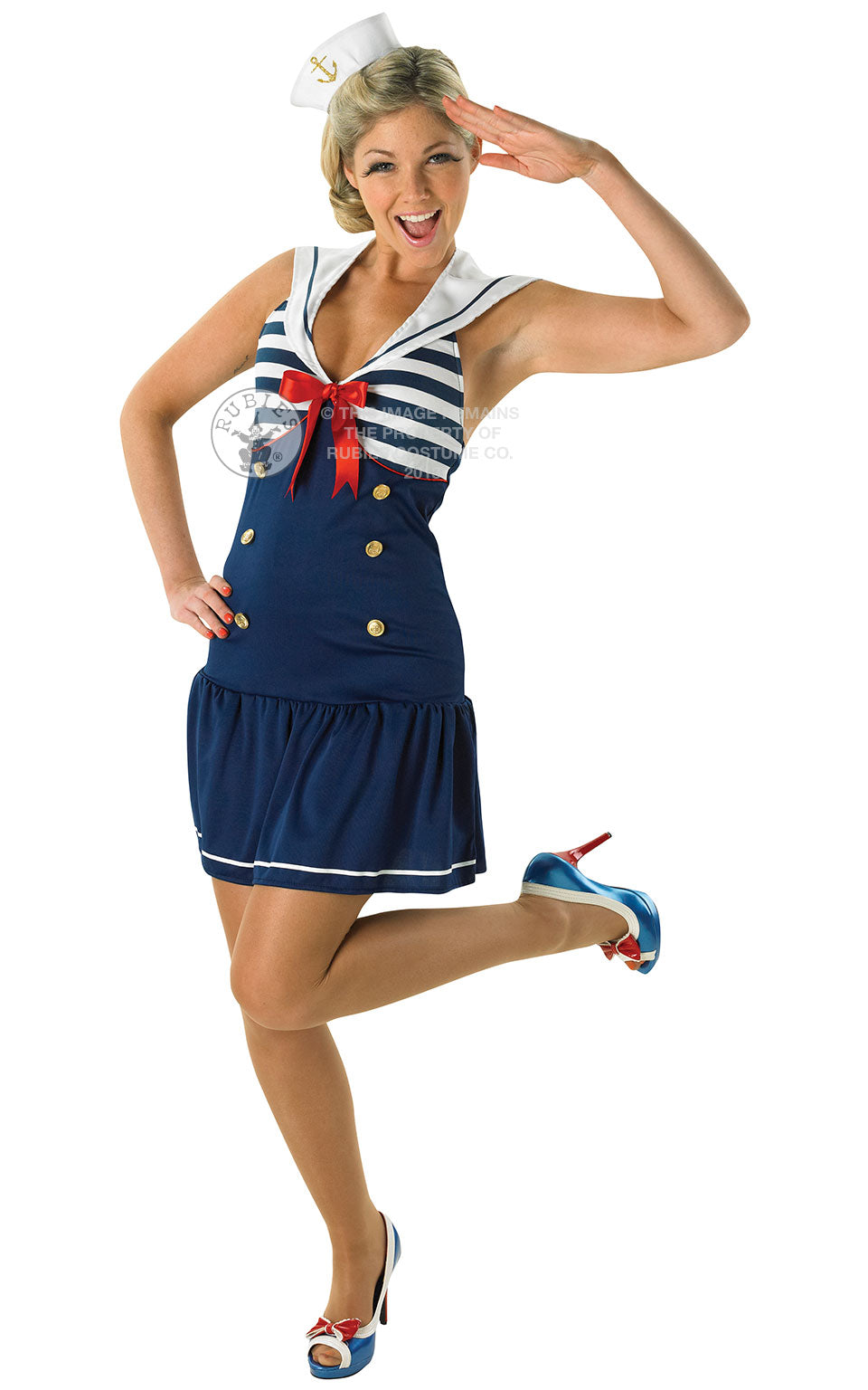 ADULT SAILOR GIRL